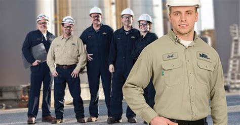 workwear  uniforms  oil gas utility workers