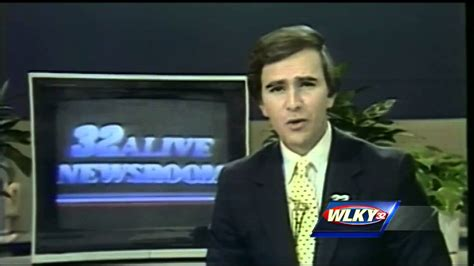 Wlky's Steve Burgin Inducted Into Kentucky Journalism Hall