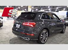 2018 Audi SQ5 V6 Quattro FULL Detailed SUV Review YouTube