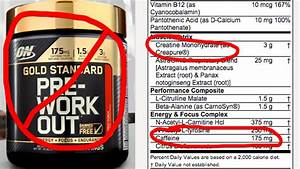 Combining Creatine Caffeine Is A Very Bad Idea Facts On