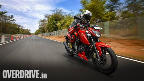 Tvs Apache Rtr 200 4v 4k Wallpapers by 2018 Tvs Apache Rtr 160 4v Ride Review Overdrive