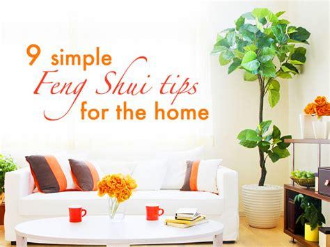 feng shui tipps 9 simple tips to feng shui your home
