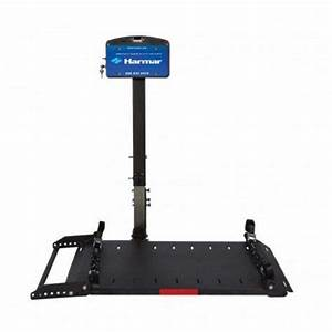 Harmar Mobility Upgraded Al010 Micro Power Wheelchair Lift