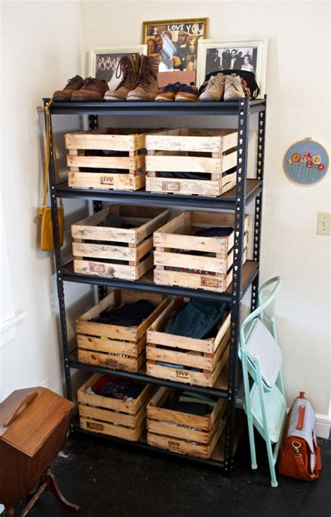 manage  monday wood crate dresser gimme  style