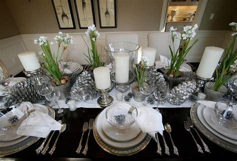 elegant christmas table settings ideas top christmas centerpiece ideas for this christmas
