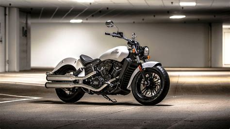 Indian Scout Sixty Motorcycle Wallpaper