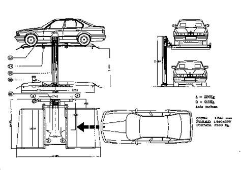 sollevatore auto box radiomatic snc sollevatori auto per box