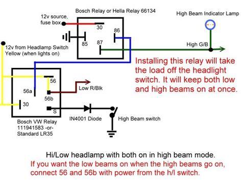 Pin Flasher Relay Wiring Diagram Google Search