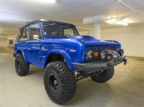 awesome  bronco study   drooling carscoops