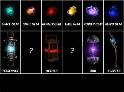 Infinity Gem Marvel Stones Gems Thanos Hero