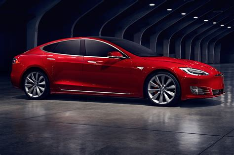 Tesla Model S News by Tesla Model S Refreshed With New Nose Upgraded Charger