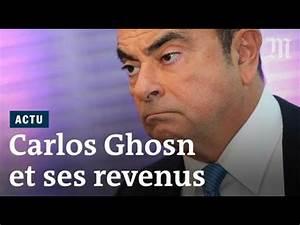 Carlos Ghosn Salaire : quand carlos ghosn d fendait son salaire youtube ~ Medecine-chirurgie-esthetiques.com Avis de Voitures