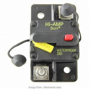 Wire Size 25 Amp Cleaver 80  Breaker Fuse  Trusted Wiring