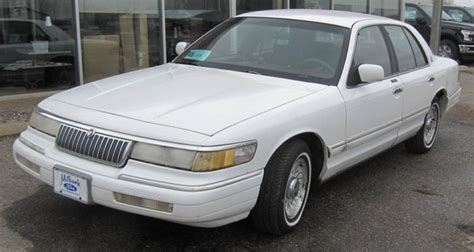 1993 Mercury Grand Marquis For Sale Used Cars On Buysellsearch