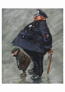 Growth Chart Under Police Protection Postcard