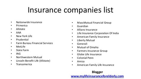 Christmas : The Top 10 best life insurance companies in ...