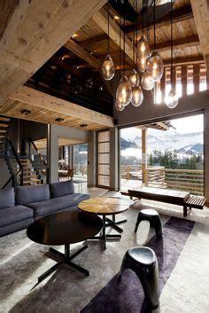 fantastiche immagini su chalets  mountain homes interiors nel  chalet da settimana