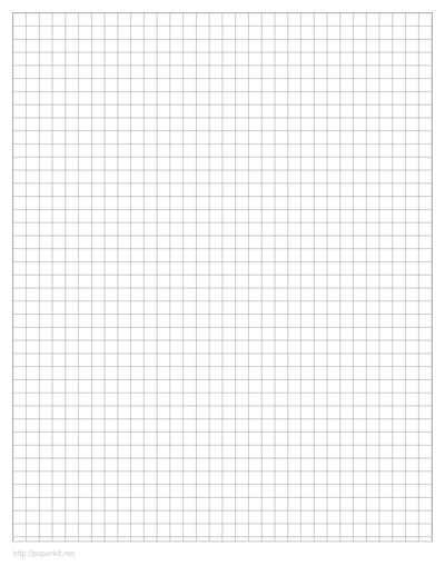 printable graph paper  mm graph paper template