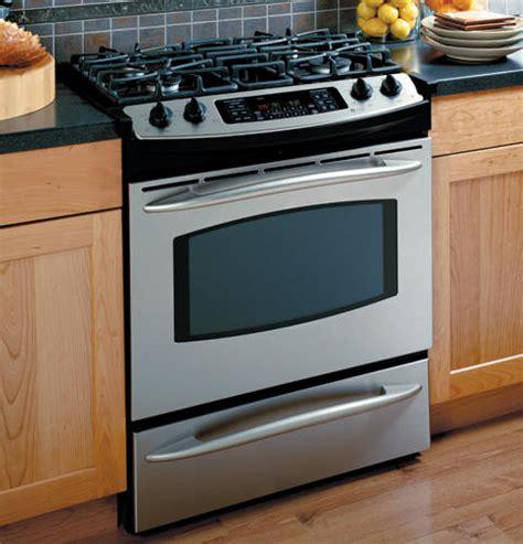 ge profile    gas range jgsshss ge appliances
