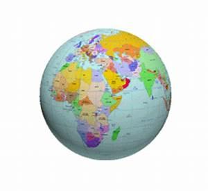 Globe Terrestre Carton : animated globe gifs at best animations ~ Teatrodelosmanantiales.com Idées de Décoration