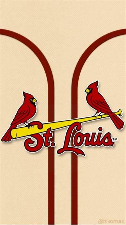 Cardinals Louis Iphone Wallpapers Cardinal Stl Baseball