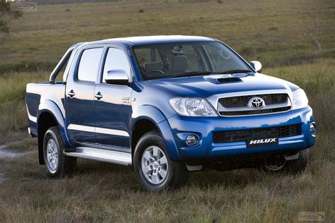 Toyota Picture by 2008 Toyota Hilux Sr5 4x4 Dual Cab Turbo Diesel Picture