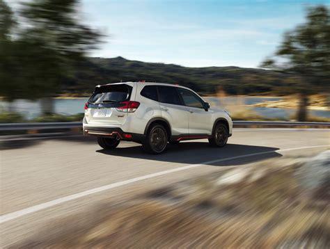 2019 Subaru Forester Debut by 2019 Subaru Forester Debuts In New York Looks Familiar