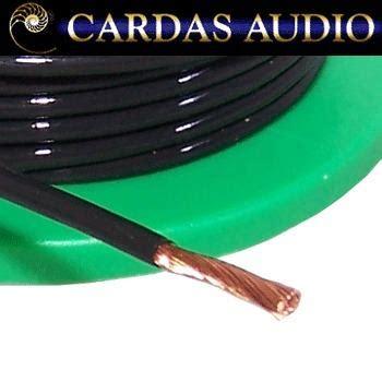 cardas 15 5 awg 1 37mm dia multistrand copper litz wire hifi collective
