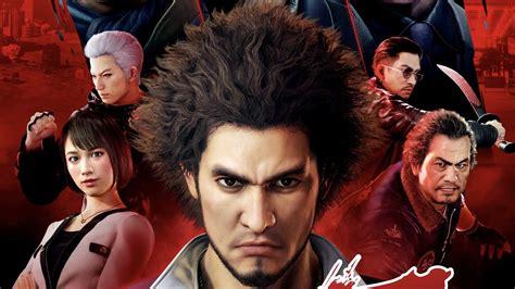 yakuza   dragon  receive  english dub