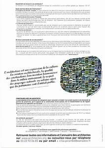 Declaration Achevement Travaux : ressons le long ~ Melissatoandfro.com Idées de Décoration