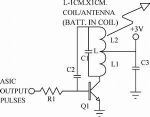 Wireless Transmitter Circuit Diagram