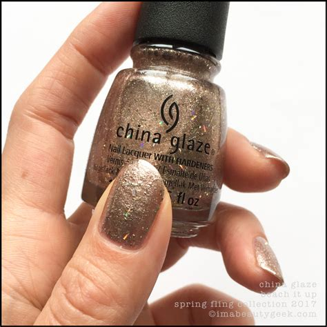 China Glaze It S A Boat Time by China Glaze Fling Collection Swatches Review 2017