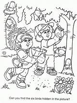 Cabbage Coloring Patch Pages Colouring Sheets Clipart Worksheets Cartoon Printable Children Doll Dolls Library Clip Popular Mandala Coloringhome sketch template