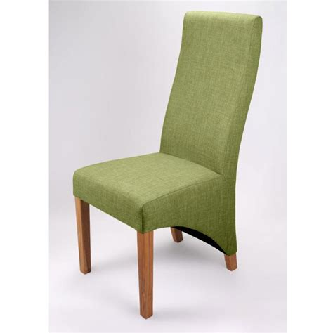 buy the shanker baxter lime fabric dining chair