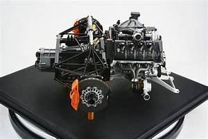 Fronti-Art 1:6 Koenigsegg One:1 Engine • DiecastSociety.com