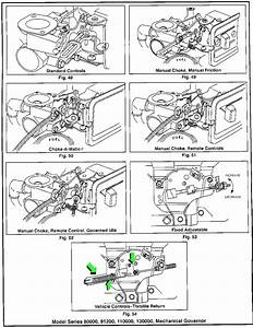 How Do You Install The Governor Spring On A Briggs 5hp Mod  135212 Engine  No Diagrams Are Shown