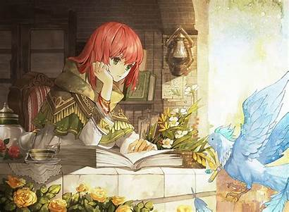 Anime Shirayuki Akagami Tea Shirayukihime Chin Cup