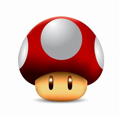 Mushroom Illustrator Cool Logos Clipart Mario Draw