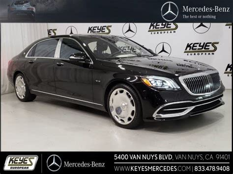 Request a dealer quote or view used cars at msn autos. Used 2020 Mercedes-Benz S-Class Maybach S 650 Sedan RWD ...