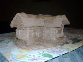 Maquette De Nol Village Au Pied Du Sapin 2 Ide Dco