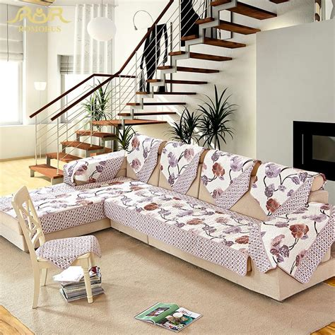 Cover Of Sofa Set by Romorus Sofa Cover Set Sectional Slip Cover Sofas Modern