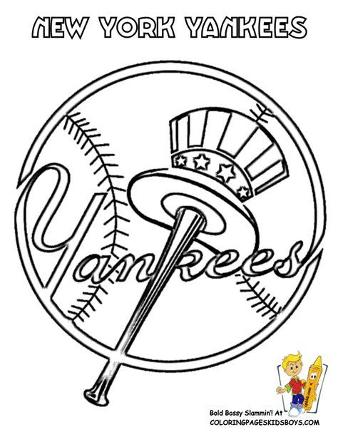 york yankees baseball coloring page  yescoloringcom