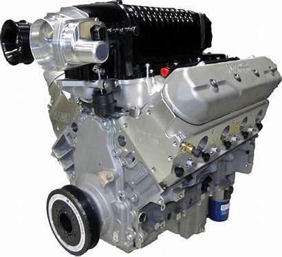 Engine Supercharged Label Engines Crate Performance Ls
