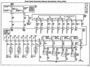 2004 Chevy Trailblazer Power Window Wiring Diagram