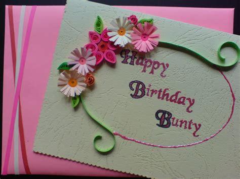 birthday card designs chami crafts handmade greeting cards happy birthday