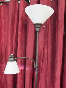 lot detail torchiere pole lamp With 3 pole torchiere floor lamp