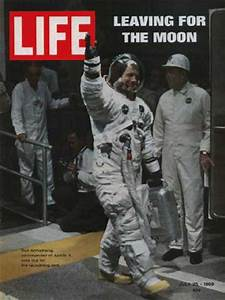 Apollo 11 Life Magazine Covers 1969