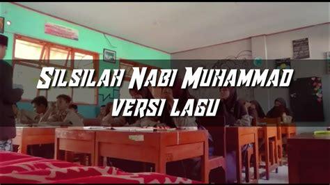 2 putri (ratsiya dan 25. Lagu Silsilah nabi Muhammad Saw - YouTube