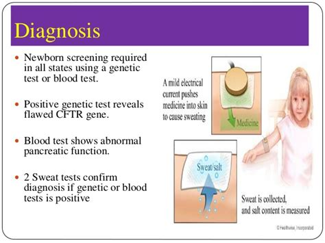 fibrosis cystic foundation diagnosis newborn diagnosed screening age genetic required
