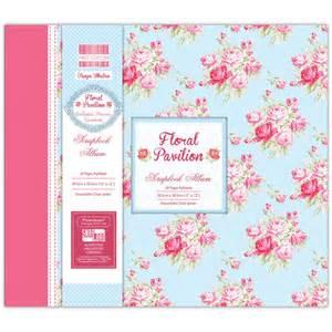 edition floral pavilion scrapbook album 12 x 12